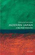 Very Short Introductions #202: Modern Japan