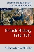 British History, 1815-1906 (2ND 08 Edition)