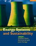 Energy Systems & Sustainability