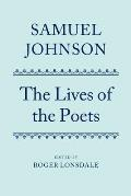 Samuel Johnson's Lives of the Poets: Volume III (Oxford English Texts)