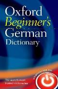 Oxford Beginner's German Dictionary (06 Edition)