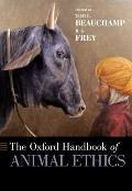 The Oxford Handbook of Animal Ethics (Oxford Handbooks)