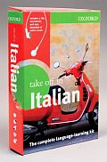 Oxford Take Off in Italian The Complete Language Learning Kit With CDROM & 5 CDs