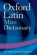 Oxford Latin Mini Dictionary 2nd Edition