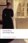 Four Major Plays: A Doll's House/Ghosts/Hedda Gabler/The Master Builder