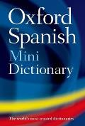 Oxford Spanish Mini Dictionary: Spanish-English/English-Spanish