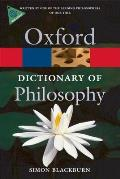 Oxford Dictionary Of Philosophy 2nd Edition Revised