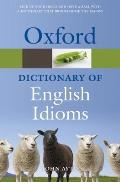 Oxford Dictionary of English Idioms Cover