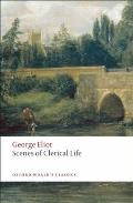 Scenes of Clerical Life Cover
