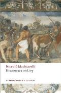 Discourses on Livy (Oxford World's Classics) Cover