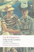 A Day in the Country and Other Stories (Oxford World's Classics) Cover