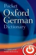 Pocket Oxford German Dictionary 4th Edition
