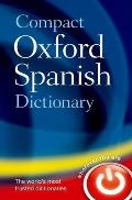 Pocket Oxford Spanish Dictionary Plus (4TH 09 Edition)