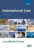 International Law (3RD 10 - Old Edition)