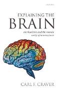 Explaining the Brain Cover