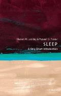 Sleep A Very Short Introduction