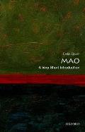 Mao (Very Short Introductions)