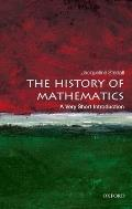 The History of Mathematics: A Very Short Introduction (Very Short Introductions)