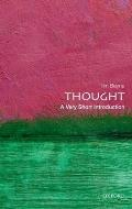 Thought: Very Short Introduction (13 Edition)