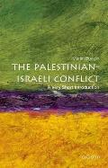 Palestinian Israeli Conflict A Very Short Introduction