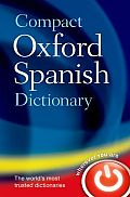 Compact Oxford Spanish Dictionary -updated (13 Edition)