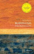 Buddhism: A Very Short Introduction (Very Short Introductions) Cover