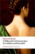 Philosophical Enquiry into the Sublime & Beautiful