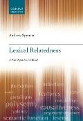 Lexical Relatedness