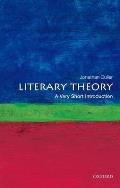 Literary Theory (Very Short Introductions)