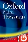 Oxford Mini Thesaurus