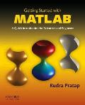 Getting Started With Matlab Version 8 (10 Edition)