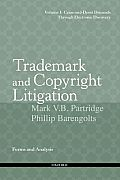 Trademark and Copyright Litigation: Forms and Practice