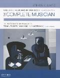 Complete Musician-stud. Workbook Volume 2 - With CD (3RD 12 Edition)