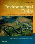 Environmental Ethics 2nd edition