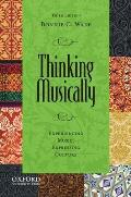Thinking Musically: Experiencing Music, Expressing Culture (Global Music) Cover