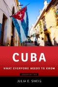 Cuba: What Everyone Needs to Know (What Everyone Needs to Know)