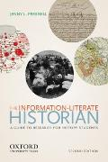 Information-literate Historian (2ND 13 Edition)