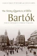 The String Quartets of Bla Bart[k: Tradition and Legacy in Analytical Perspective
