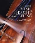 Music, Thought and Feeling: Understanding (2ND 14 Edition)