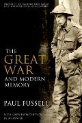 Great War & Modern Memory