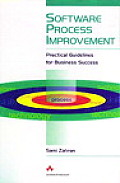 Software Process Improvement (SEI Series in Software Engineering) Cover