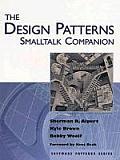The Design Patterns SmallTalk Companion