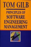 Principles of Software Engineering Management (88 Edition)