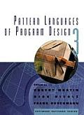 Pattern Languages of Program Design #3: Pattern Languages of Program Design 3 Cover
