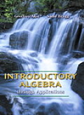 Introductory Algebra Through Applications