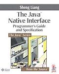 Java(tm) Native Interface: Programmer's Guide and Specification (Java)