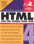 HTML 4 for the World Wide Web, 4th Edition: Visual QuickStart Guide Cover