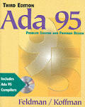 Ada 95 :  Problem Solving and Program Design (3RD 99 Edition) Cover