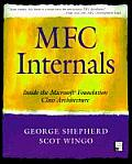 MFC Internals Inside the Microsoftc Foundation Class Architecture