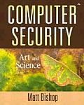 Computer Security Art & Science
